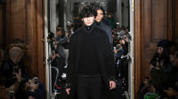 Valentino2018巴黎秋冬男装秀