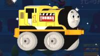 【肉肉】托马斯和朋友们游戏#05建筑托马斯!