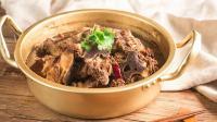 肉食主义者的最爱之一羊蝎子火锅, 美味吃不够!