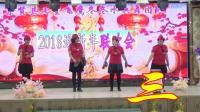 集贤县七星飞鹰冬冬水兵舞团2018新年联欢会(三)