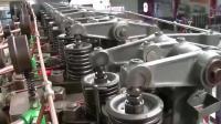 30多吨的古老发动机启动过程, 知道它有多少汽缸吗? 擦亮你眼睛