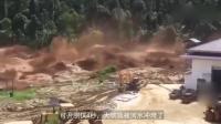 印度40亿建大坝, 开闸4秒就冲垮, 民众: 不要再学中国了