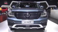 全新广汽传祺GS8惊艳亮相北美车展, 外观与内饰实拍