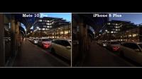华为Mate 10 Pro 与iPhone 8 Plus相机画质对比