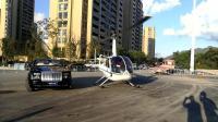 劳斯莱斯-幻影+直升机更配哦