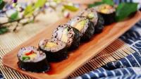 丰盛的早餐荞麦面寿司, 营养丰富味道好, 还能降低胆固醇
