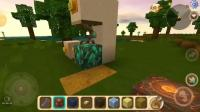 《迷你世界》自动采矿机, 可以采各种钻石!