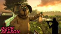 【VR游戏室】《打鸭季节 VR》——打野鸭, 原来这是一个恐怖游戏! (Duck Season)#savage#