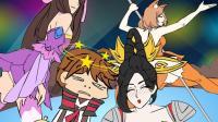 王者荣耀搞笑小动画《女皇的女性魅力》