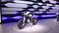 雅马哈Motoroid超未来电动摩托, 加入人工智能技术
