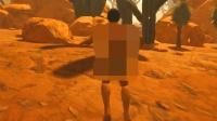【裤衩解说】方舟: 生存进化 焦土DLC 第二季#4 极热天气 热到一无妹子扒光了衣服! ?