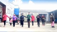 经典八步广场舞《一生无悔》 玫香广场舞