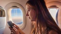 更多航企解禁飞机上玩手机,但WI-FI实在太慢