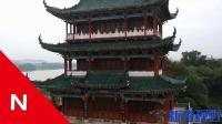 航拍江西赣州八镜台, , 景色优美环境秀丽旅游的好地方