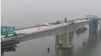 越南第一跨海大桥, 由日本帮忙援建, 还没通车都快沉了?