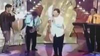 据说污妖王费玉清就是因为演唱了这首歌, 被网友称为祖师爷, 简直太魔性