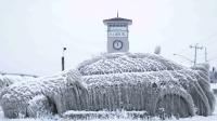 美国现在有多冷? 最低零下69度, 汽车被冻成冰雕! #晨习夜读