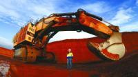 """挖掘机中的""""战斗机""""大型矿区经常能看到它的身影"""