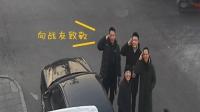 民警值守监控抓窃贼  战友对摄像头敬礼视频刷屏