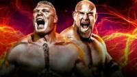"WWE史上第一战神, ""野兽""布洛克还是太嫩, 在他手下撑不过10秒"