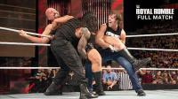 【直播回放】WWE2018年1月20日皇家大战30人上绳赛中文解说实况
