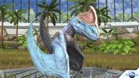 【肉肉】侏罗纪世界游戏876#古神单脊龙!