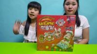 小辣椒美女日本食玩撑爆肚子大厨师