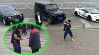 中国最有钱网红街头乞讨!