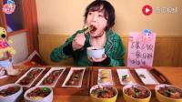 大胃王迷你, 吃了八菜八饭, 冠军送给当红炸子鸡!