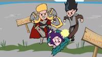 王者荣耀搞笑小动画《百里穿阳吃鸡记》