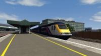 【模拟火车2018】城际铁路class43伦敦-布里斯托尔6.5倍速前方展望