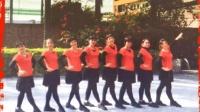 卢姨广场舞《格桑姑娘》中老年团队版民族风舞蹈