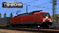 【LRTINTER】火车模拟2018 #037 DB BR 189 菲林根-津根 Train Simulator 2018