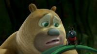 熊出没之熊熊乐园 熊出没探险日记病毒大王变身筱白解说