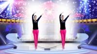 建群村广场舞《远走高飞》32步入门舞编舞 蝶依2018年最新广场舞带歌词