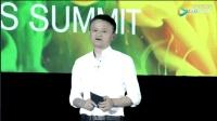 马云演讲引爆香港青年创业激情