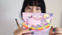 Colourpop My Little Pony 小马盘 眼妆第一感受