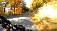 【YouTube 转载】 杜卡迪骇客SP版本 第一视角跑山 - 金秋的斯洛文尼亚山路
