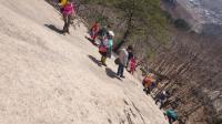VideoJoiner180121154012行军蚁户外训练营石瀑峰   片石峰  祖越寺爬山教学视频