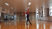 老师舞蹈演示《沂蒙颂》