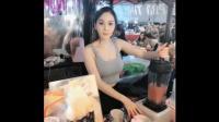 泰国最美网红水果西施, 终于见到她本人了