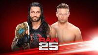 WWE2018年1月22日狂野角斗士之WWE美国职业摔角