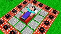 魔哒我的世界熊大奇遇记EP3 史蒂夫的20种作死方法 minecraft