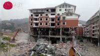 莆田国际油画城开始拆除了