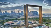 50层楼高的大相框, 3600个人搭建, 用来干什么?