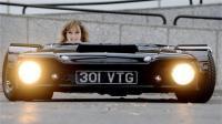 世界上最薄的跑车, 网友: 过高速收费站不用交钱了!