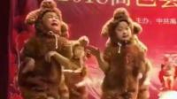 5岁萌娃边哭边跳舞爆红网络 园长: 这孩子不做作