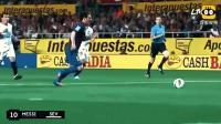 梅西十大不可思议进球, C罗绝对做不到, 最后一球堪比马拉多纳