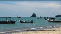 【wing 迷你Vlog】马来西亚黑沙滩 043