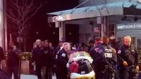 纽约突发枪击案3人受伤